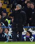 Chelsea's Jose Mourinho looks on dejected<br /> <br /> Barclays Premier League- Chelsea vs Everton  - Stamford Bridge - England - 11th February 2015 - Picture David Klein/Sportimage