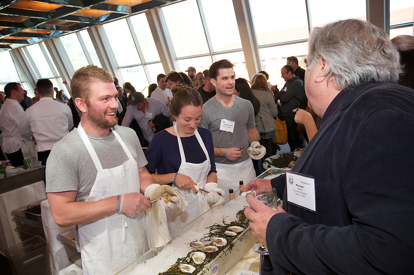 NEW YORK, NY - April 10, 2016: The 7th Annual Chefs Collaborative Summit in New York City.<br /> CREDIT: Clay Williams.<br /> <br /> &copy; Clay Williams / claywilliamsphoto.com