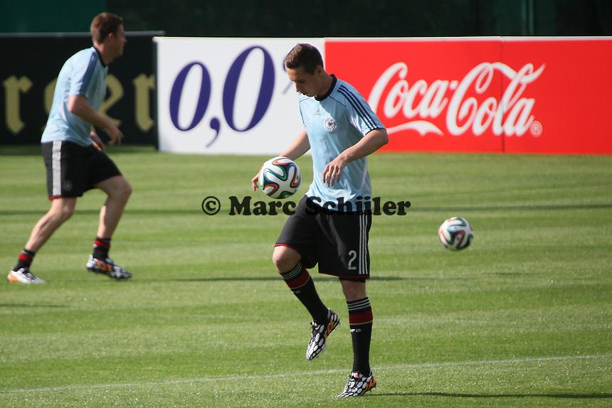 Dominik Kohr (U20) - Testspiel der Deutschen Nationalmannschaft gegen die U20 zur WM-Vorbereitung in St. Martin