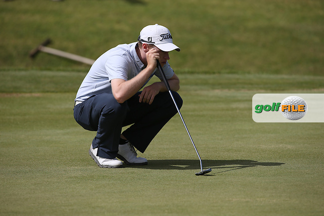 Kevin Phelan (IRL) simmered on par during Round Two of the Africa Open 2015 at the East London Golf Club, East London, Eastern Cape, South Africa. Picture:  David Lloyd / www.golffile.ie. 06/03/2015