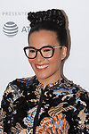 Ali Wong arrives at the Tuca & Bertie world premiere on Wednesday May 1, 2019 during the Tribeca Film Festival 2019; at The Marriott Bonvoy Boundless Theater from Chase in Spring Studios.