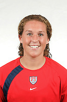 Kasey Moore, U.S. Under 20 Women's National Team Training Camp, Home Depot Center, Carson, CA. May 24, 2005
