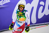 2nd February 2019, Maribor, Slovenia;  Wendy Holdener of Switzerland in action during the Audi FIS Alpine Ski World Cup Women's Slalom Golden Fox on February 2, 2019 in Maribor, Slovenia