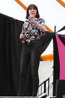 19th July 2019: Comedian Maisie Adam plays day one of the 2019 Latitude FEstival at Henham Park, Suffolk.