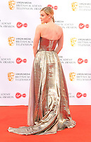 Camilla Kerslake at the British Academy (BAFTA) Television Awards 2019, Royal Festival Hall, Southbank Centre, Belvedere Road, London, England, UK, on Sunday 12th May 2019.<br /> CAP/CAN<br /> ©CAN/Capital Pictures