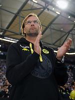 FUSSBALL   1. BUNDESLIGA   SAISON 2011/2012   SUPERCUP FC Schalke 04 - Borussia Dortmund            23.07.2011 Trainer Juergen KLOPP (Dortmund)