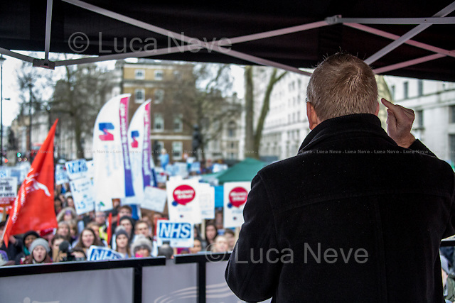 Len McCluskey (General Secretary of Unite the Union).<br />