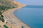 Pissouri Beach, Cyprus. Zypern.