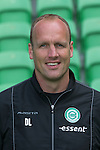 assistent trainer Dick Lukkien of FC Groningen,