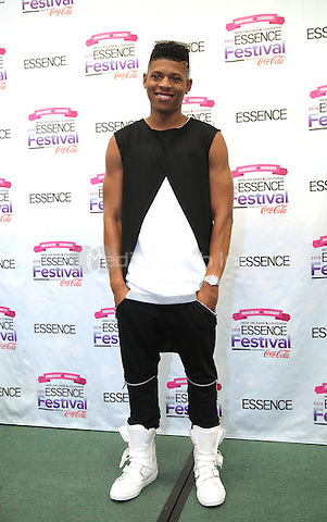 NEW ORLEANS, LA - JULY 4:  Bryshere Y. Gray of FOX's show Empire attends the 2015 Essence Festival at the Ernest N. Morial Convention Center on July 4, 2015 in New Orleans, Louisiana. Credit: PGDH/MediaPunch