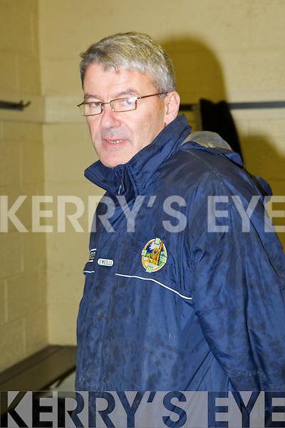 Tom Howard the Kerry senior hurling manager.