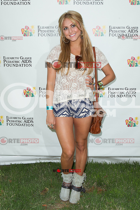 """Cassie Scerbo at the 23rd Annual """"A Time for Heroes"""" Celebrity Picnic Benefitting the Elizabeth Glaser Pediatric AIDS Foundation. Los Angeles, California. June 3, 2012. ©mpi22/MediaPunch Inc."""