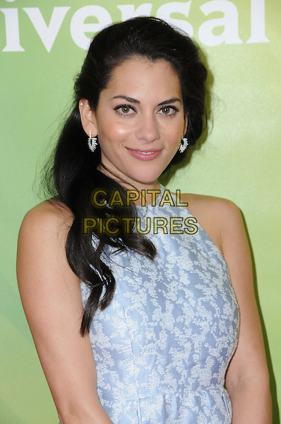 17 January 2017 - Pasadena, California - Inbar Lavi. 2017 NBCUniversal Winter Press Tour held at the Langham Huntington Hotel. <br /> CAP/ADM/BT<br /> &copy;BT/ADM/Capital Pictures