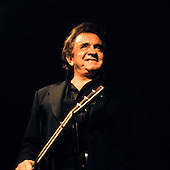 Mar 17, 1994: JOHNNY CASH - Austin Texas USA