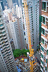 Hong Kong - Reclamation + Construction