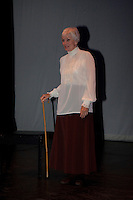 Lee Meriwether in The Women of Spoon River:  Their Voices from the Hill at the FringeNYC 2012 Premiere August 7, 2012  © Laura Trevino/Media Punch Inc. /NortePhoto.com<br />