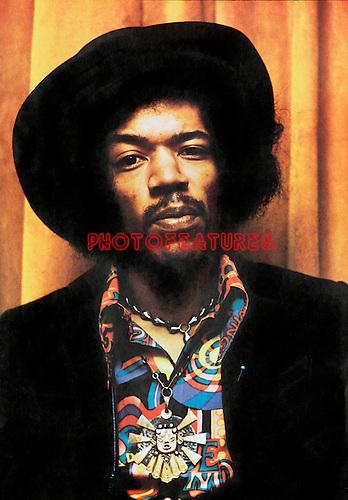 Jimi Hendrix 1967