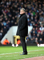 Barclays Premier League, West Ham United (red)V Swansea City Fc (white), Boelyn Ground, 02/02/13<br /> Pictured: Sam Allardyce<br /> Picture by: Ben Wyeth / Athena Picture Agency<br /> info@athena-pictures.com