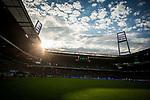 05.08.2017, Weser Stadion, Bremen, FSP, SV Werder Bremen (GER) vs FC Valencia (ESP) , <br /> <br /> im Bild | picture shows<br /> Weser Stadion in der Abendsonne, <br /> <br /> Foto &copy; nordphoto / Rauch