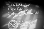 Friday, April 20,  2007, New York, New York.. 100 people were sworn in as US citizens today at the New York Historical Society located at 170 Central Park West.