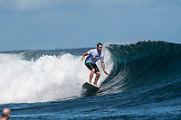 Namotu Island Resort, Nadi, Fiji (Tuesday, May 8th 2018): There was an early boat to Cloudbreak this morning to take advantage of the rising tide. The surf was in the 3' range on a  SW swell. Other guests surfed Namotu lefts and Wilkes during the morning. The fishing boat boat in more yellow tuna today.  Photo: joliphotos.com