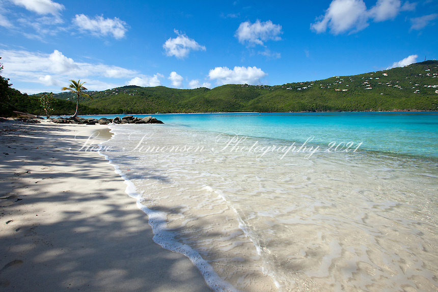 Little Magen's Bay .St. Thomas.U.S. Virgin Islands