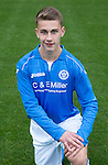 St Johnstone FC Academy U17's<br /> Cameron Lumsden<br /> Picture by Graeme Hart.<br /> Copyright Perthshire Picture Agency<br /> Tel: 01738 623350  Mobile: 07990 594431