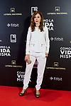 Ruth Diaz attends to 'Como la Vida Misma' film premiere during the 'Madrid Premiere Week' at Callao City Lights cinema in Madrid, Spain. November 12, 2018. (ALTERPHOTOS/A. Perez Meca)