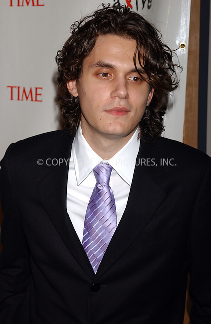 WWW.ACEPIXS.COM . . . . . ......November 3 2005, New York City....JOHN MAYER....Arrivals ate the Black Ball annual Fundraiser to benefit 'Keep a Kid Alive', at the Fredrick P Rose Hall.....Please byline: KRISTIN CALLAHAN - ACE PICTURES.. . . . . . ..Ace Pictures, Inc:  ..Philip Vaughan (212) 243-8787 or (646) 769 0430..e-mail: info@acepixs.com..web: http://www.acepixs.com