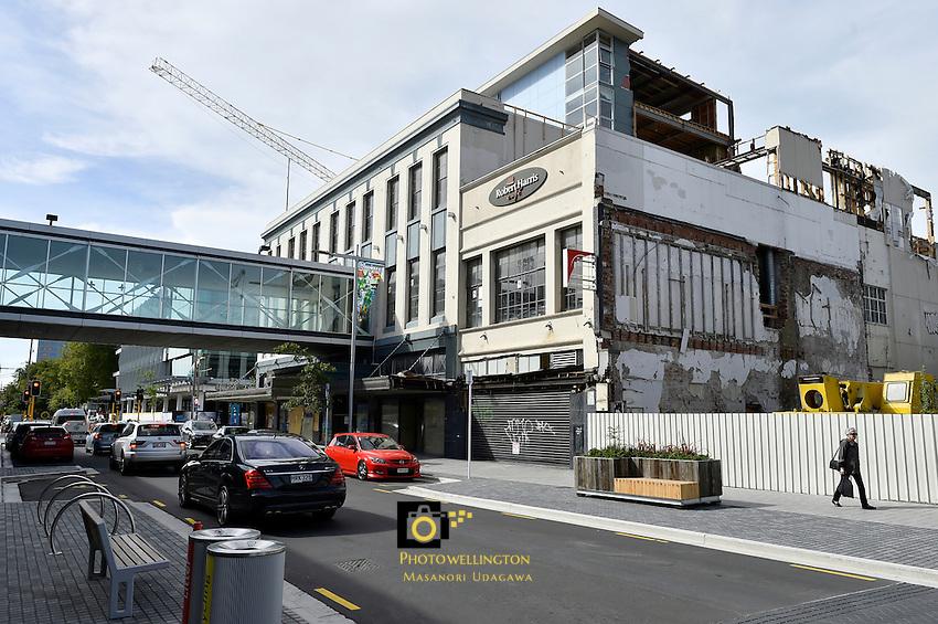 Christchurch, New Zealand on Saturday 12 March 2016.<br /> Photo by Masanori Udagawa. <br /> www.photowellington.photoshelter.com.