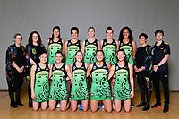 Pulse Team Photo at ASB Sports Centre, Wellington, New Zealand on Friday 26 April 2019. <br /> Photo by Masanori Udagawa. <br /> www.photowellington.photoshelter.com
