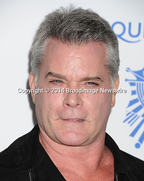 Pictured: Ray Liotta<br /> Mandatory Credit &copy; Gilbert Flores/Broadimage<br /> Cirque du Soleil Totem - Celebrity Opening <br /> <br /> 1/21/14, Santa Monica, California, United States of America<br /> <br /> Broadimage Newswire<br /> Los Angeles 1+  (310) 301-1027<br /> New York      1+  (646) 827-9134<br /> sales@broadimage.com<br /> http://www.broadimage.com