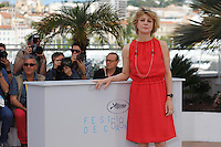 Margherita Buy <br /> Festival del Cinema di Cannes 2015<br /> Foto Panoramic / Insidefoto