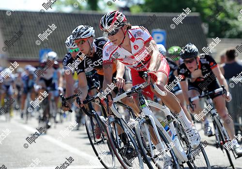 2012-05-28 / Wielrennen / seizoen 2012 / Elite Borsbeek - Stan Ockers Classic / Ken Smets..Foto: Mpics.be