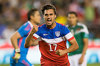 Glendale, AZ - Wednesday, April 2 2014:  USMNT competes against Mexico at University of Phoenix Stadium.