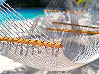 Hammock. Jost Van Dyke. British Virgin Islands