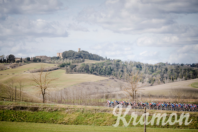 Tuscany<br /> <br /> 13th Strade Bianche 2019 (1.UWT)<br /> One day race from Siena to Siena (184km)<br /> <br /> ©kramon