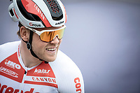 Lasse Norman Hansen (DEN/Corendon Circus) pre race. <br /> <br /> Circuit de Wallonie 2019<br /> One Day Race: Charleroi – Charleroi 192.2km (UCI 1.1.)<br /> Bingoal Cycling Cup 2019