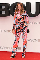 "Lisa Snowdon<br /> arrives for the ""Jason Bourne"" premiere at the Odeon Leicester Square, London.<br /> <br /> <br /> ©Ash Knotek  D3139  11/07/2016"