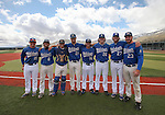 The Wildcats celebrate Sophomore Day at Western Nevada College in Carson City, Nev., on Saturday, April 25, 2015. <br /> Photo by Cathleen Allison