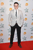 Kevin Clifton<br /> arrives for the Good Morning Britain Health Star Awards 2016 at the Park Lane Hilton, London<br /> <br /> <br /> &copy;Ash Knotek  D3107 14/04/2016