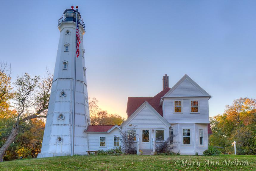 North Point Lighthouse, Milwaukee, Wisconsin