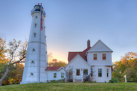 North Point Lighthouse, Milwaukee, Wisconsin