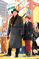 NEW YORK, NY - NOVEMBER 22: Trace Adkins at the 86th Annual Macy's Thanksgiving Day Parade on November 22, 2012 in New York City. Credit: RW/MediaPunch Inc. /NortePhoto