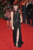Liv Tyler at the 'Schiaparelli And Prada: Impossible Conversations' Costume Institute Gala at the Metropolitan Museum of Art on May 7, 2012 in New York City. © mpi03/MediaPunch Inc.