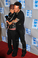 L.A. Gay & Lesbian Center's 'An Evening With Women' at The Beverly Hilton Hotel on May 19, 2012 in Beverly Hills, California. © mpi35/MediaPunch Inc. Pictured- Linda Perry and Billy Morrison