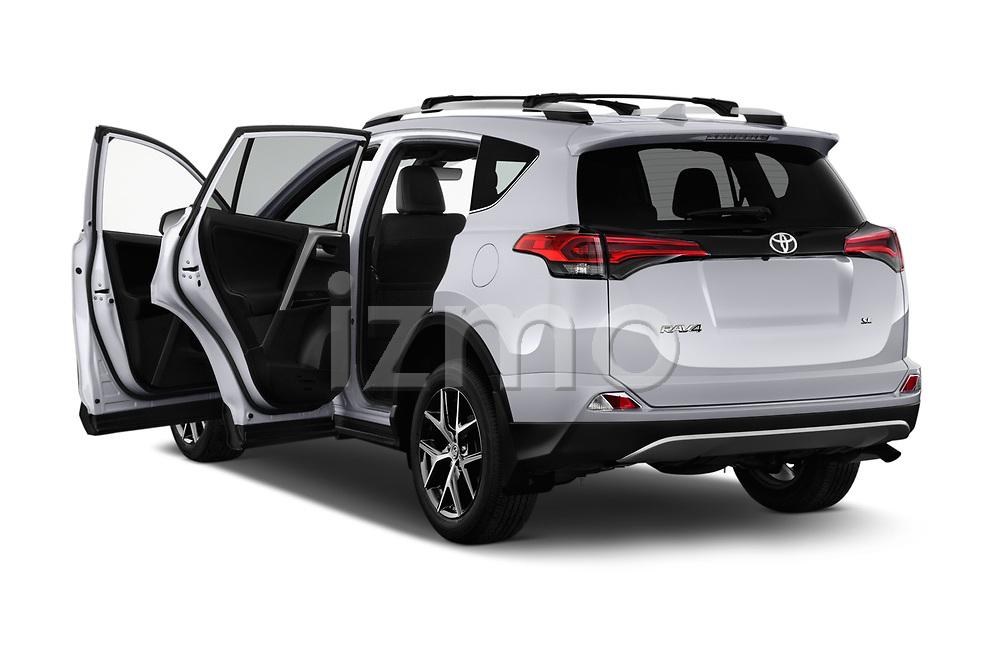 Car images of 2018 Toyota RAV4 SE 5 Door SUV Doors