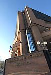 Il Palazzo di Giustizia di Torino. Marzo 2007...The Hall of Justice in Turin. March 2007...Ph. Marco Saroldi/Pho-to.it