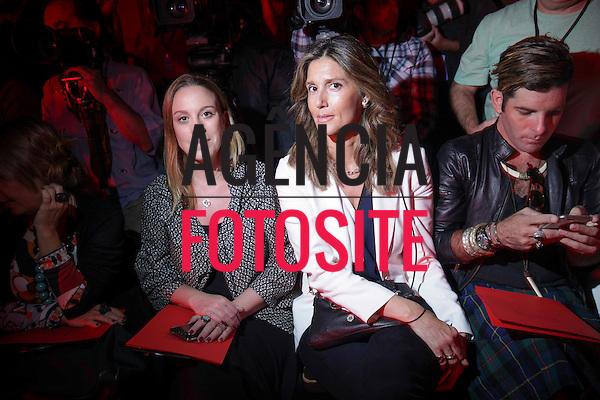 Regina GuerreiroAng&eacute;lica de Diego e Paula Limena <br /> <br /> Alexandre Herchcovitch<br /> <br /> S&atilde;o Paulo Fashion Week- Ver&atilde;o 2016<br /> Abril/2015<br /> <br /> foto: Midori de Lucca/ Ag&ecirc;ncia Fotosite