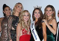10 September 2017 - Atlantic City, NJ-  Jordin Sparks, Molly Sims,. Tara Lipenski, Miss America 2018 Cara Mund, Maria Menounos. 2018 Miss America Pageant Winner Press Conference at Boardwalk Hall.  <br /> CAP/ADM/MJT<br /> &copy; MJT/ADM/Capital Pictures